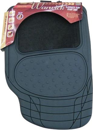 fussmatten aus gummi universal 4 stk fh herren ag. Black Bedroom Furniture Sets. Home Design Ideas
